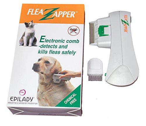 Epilady Zapper Haustier-Flohkamm, elektrisch
