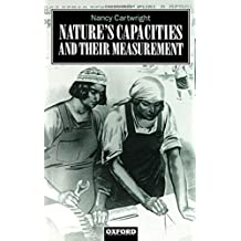 Nature's Capacities and Their Measurements (Clarendon Paperbacks)