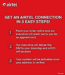 Airtel Postpaid SIM Card Home Activation