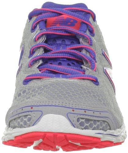 New Balance W590, Chaussures de running femme Argent (Silver/Blue)