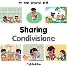 My First Bilingual Book-Sharing (English-Italian)