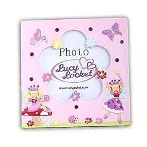 Lucy Locket - Cadre Photo de fée magique - Cadre pour Enfants