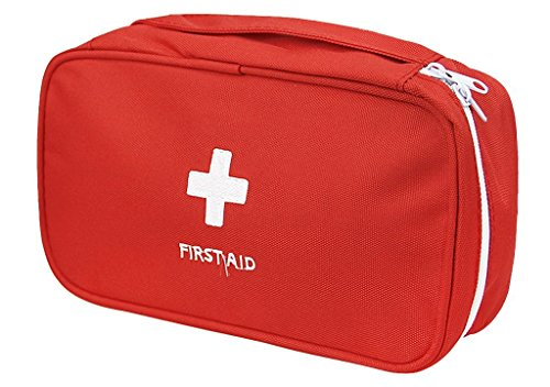 Erste Hilfe Set Tasche First Aid Bag Medizintasche Notfalltasche Sanitätstasche Reiseapotheke Tasche wasserdicht für Sport Reise Camping Trekking Training