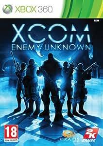 XCOM ENEMY UNKNOWN - Microsoft Xbox 360