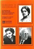 Percorsi di psicoanalisi. Il pensiero di Klein, Winnicott, Mahler