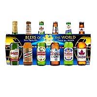 Dans ce coffret découvrez et dégustez 6 bières en provenance de différents pays. Le coffret idéal pour faire voyager vos papilles et découvrir les spécifités brassicoles de différents pays!