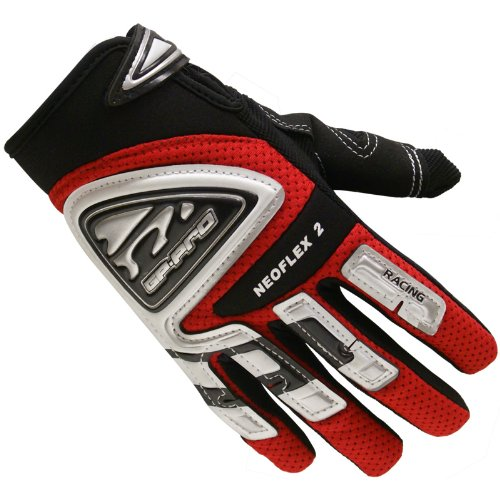 bike-it-neoflex-petit-2-gants-de-motocross-rouge-rouge-7cm-xs