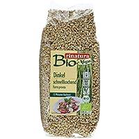 Bio rinatura Dinkel schnellkochend, 6er Pack (6 x 500 g)