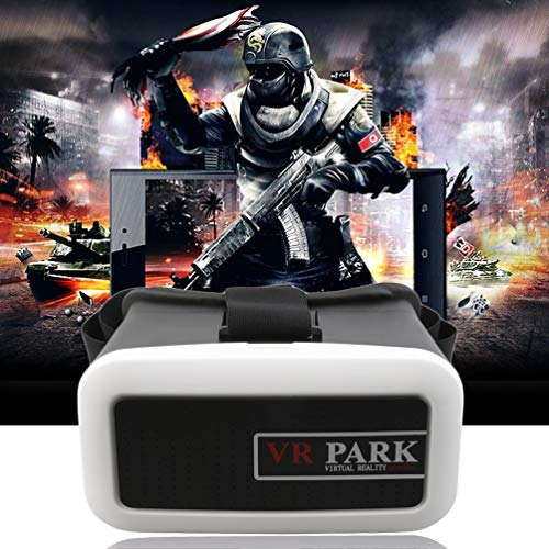Gusaman 3D Movie Video Games Virtual Reality VR Glasses for 4-6