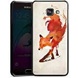 Samsung Galaxy A3 (2016) Housse Étui Protection Coque Renard Renard Art