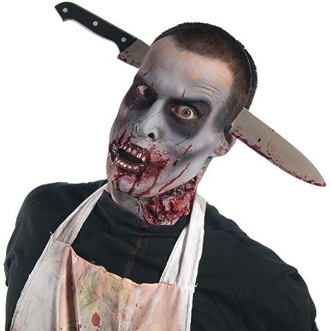 Diadema cuchillo Halloween - Única