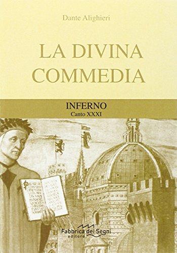 Divina Commedia. Inferno canto 31°