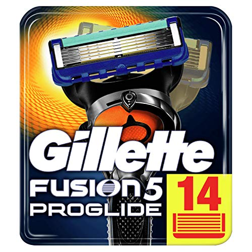 Gillette Fusion5 ProGlide - Cuchillas Recambio Maquinilla