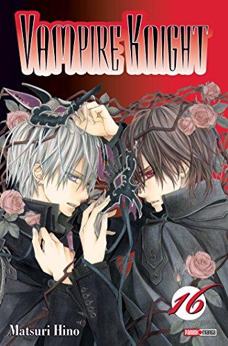 Vampire Knight Tome 16 par Matsuri Hino