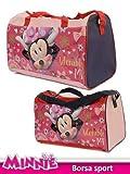 Tasche Sporttasche Minnie Mouse Minnie Strand Meer Geschenk mct2410