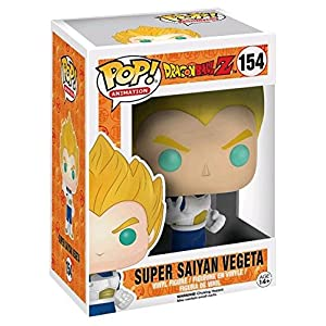 Funko Pop Vegeta Super Saiyan (Dragon Ball 154) Funko Pop Dragon Ball