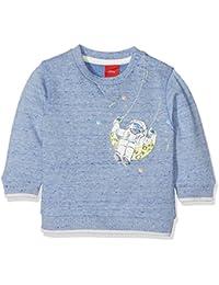 s.Oliver Baby-Jungen Sweatshirt Langarm