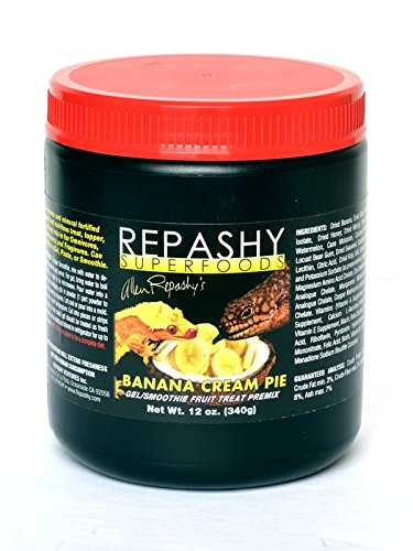 repashy Banana cream pie – Corona Gecko Forro