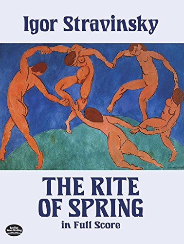 Rite of Spring in Full Score (Dover Music Scores) par Igor Stravinsky