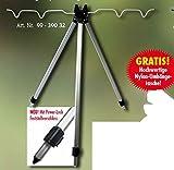 Behr Zubehör - Ruten Dreibein Feederruten Auflage mit PowerLock, 62194