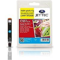 JET TEC CLI-551XL in Inghilterra inchiostro INK CARTRIDGE, ciano - Confronta prezzi