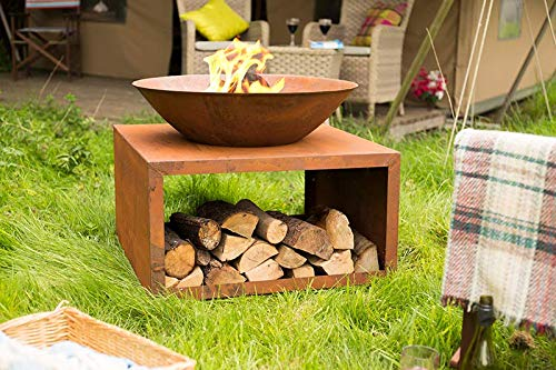 La Hacienda 58263 Moho Firepit Outdoor Heater