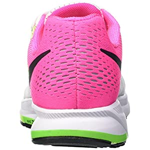 uk availability 15015 f243b Nike Wmns Air Zoom Pegasus 33, Zapatillas de Running para Mujer, Blanco  (White