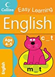 English Age 4-5: Collins Easy Learning (Collins Easy Learning Age 3-5)