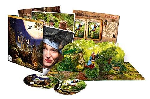 Die kleine Hexe - Limited Collector's Edition (+ Blu-ray)