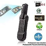 Best Grabadores cámara del coche - Hangang Mini Bolígrafo Cámara Oculta Espía, Video Cámara Review