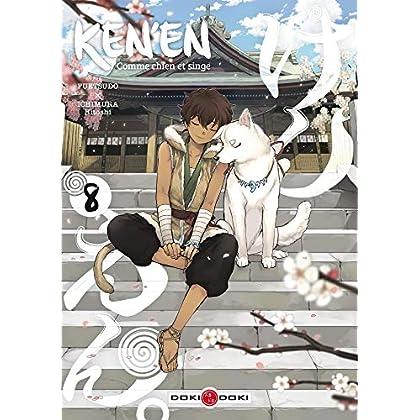 Ken'en - Comme chien et singe - Volume 08
