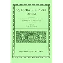 Opera (Oxford Classical Texts)