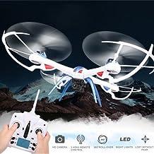 JJRC H16–5d Tarántula X66-assi giroscopio 4-canali 2.4GHz Radio Control Professional drones cuadricóptero con 5.0MP Camera (Blue)
