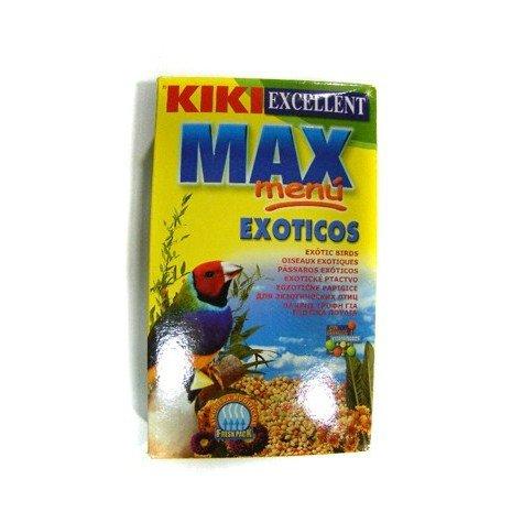 Max Menü exotischen