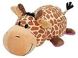 FlipAZoo JA11050.4300 - Giraffe/Nilpferd, Plüsch