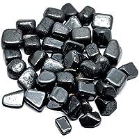 Heilung Kristalle Indien 1/0,9kg natur Hemetite Edelstein Tumble mit gratis eBook über Crystal Healing (Hemetite) preisvergleich bei billige-tabletten.eu