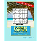 Summer Sudoku: Sudoku Puzzles for your Summer Vacation: Volume 2 by Andrew Miller (2016-05-28)