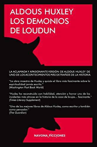 Portada del libro Los demonios de Loudun (Navona_Ficciones)