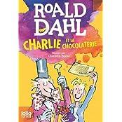 Charlie et la chocolaterie (Cart Post Voile)