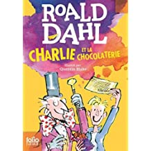 Charlie et la chocolaterie (Cart Post Voile)
