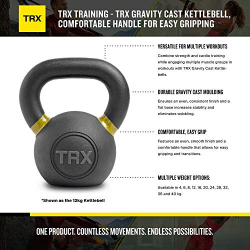 Zoom IMG-1 trx training gravity cast kettlebell