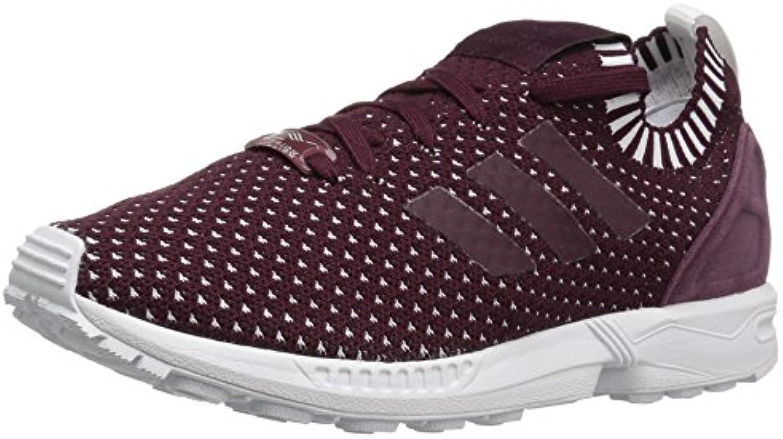 adidas originaux des chaussures pk mode flux | zx pk chaussures baskets, maroon / lumière maroon / Blanc , (5,5 m) 8bc722