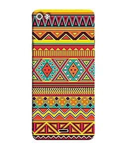 Fuson Designer Back Case Cover for Micromax Canvas Sliver 5 Q450 :: Silver Q450 (Assymetric Design Multicolor Image Artlover Boy Girl)