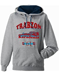 EXKLUSIV * TRABZON - Kapuzenpullover - TRABZONSPOR SAHIL 61 - Hoody 2-farbig-NEU