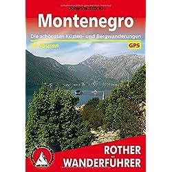 Montenegro: Die schönsten Küsten- und Bergwanderungen. 50 Touren. Mit GPS-Tracks (Rother Wanderführer) Autovermietung Montenegro
