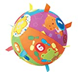 Vtech Baby 166103 Baby Little Friendlies Musical Soft Ball