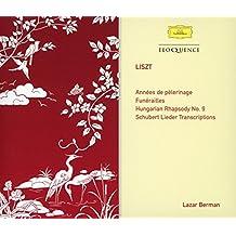 Berman Spielt Liszt und Schubert