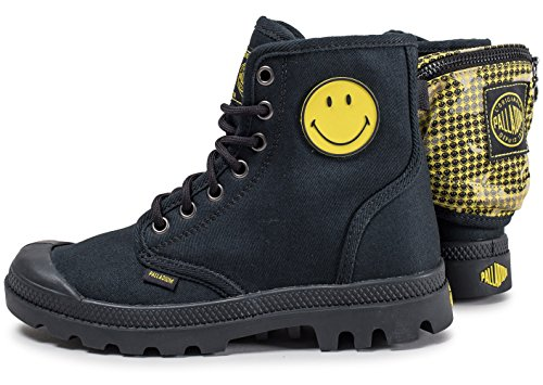 Palladium Unisex-Erwachsene Pampa Fest Pack Hohe Sneaker Czarny
