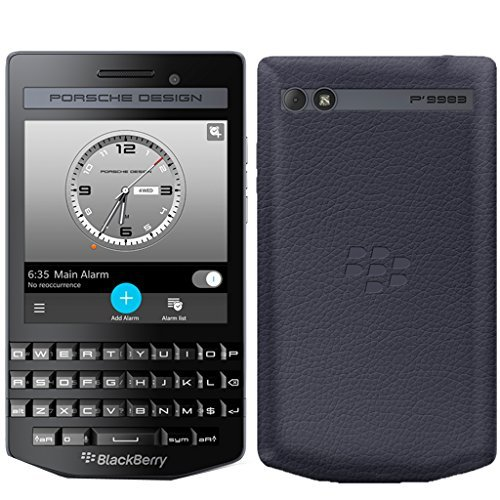 Blackberry  BlackBerry Porsche Design P9983