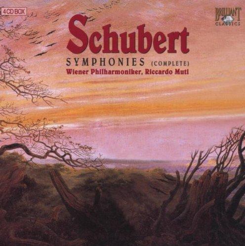 Schubert: Sinfonien (Complete) 4-CD -